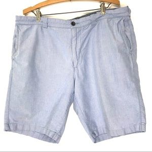 J. Crew 38x10.5 Light Blue Oxford Shorts H7384